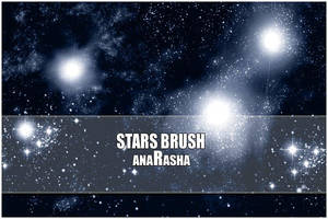 stars photoshop brushes by photoshopcc