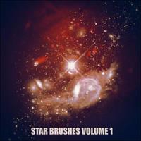stars photoshop brushes by photoshopcc