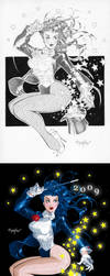 Zatanna by Franchesco