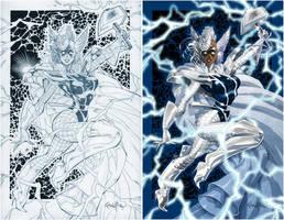 Goddess of Thunder by Franchesco