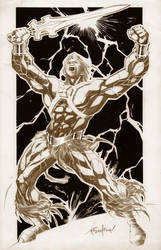 He Man by Franchesco