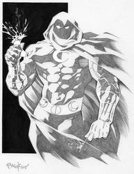 MoonKnight by Franchesco