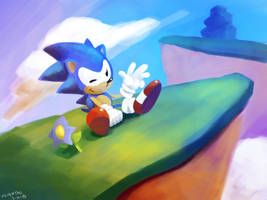 Sonic Boom by Nepenthe-SSMB