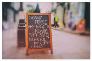 Skinny People... by deepgrounduk