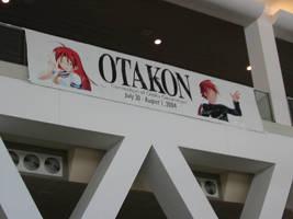 Otakon 2004 Banner Art by yume
