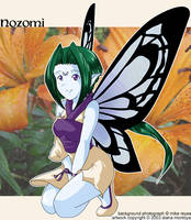 Nozomi - CT by yume