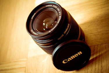 my lens by Bluti