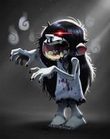 Spooky girl by Henkkab