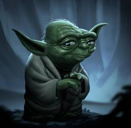 Yoda by Henkkab