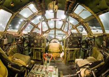 B29 Cockpit by grlft