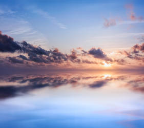 Calm Seas by ian-roberts