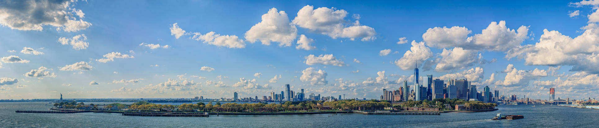 Brooklyn Harbor View by ian-roberts