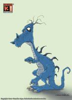 Dinoxer by Saskunah
