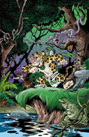 El Magico Mundo de Chac Bolaay 3 by Saskunah