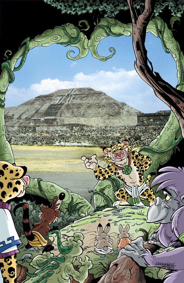 El Magico Mundo de Chac Bolaay 4 by Saskunah