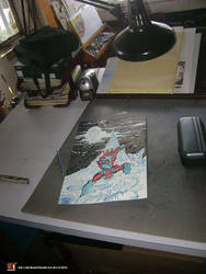 Commission for Jared Antonio Tellez 4 by Saskunah