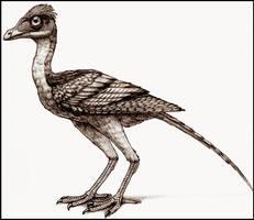 Archaic - The Old Bird by eorhythm