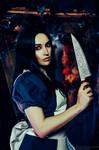 Do you like a knifes? by ryumo