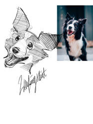 Practice Sketch: Disney Dogs 2 by LaufingIdiot