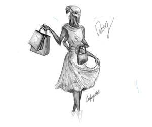 Crew: Daisy by LaufingIdiot