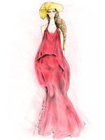 Fashion Illustration by pepe7787