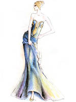 Fashion Illustration 2 by pepe7787
