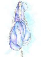 Fashion Illistration 4 by pepe7787