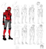 Spider-Man Redesigns by Warlocked222