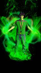 Green Knight by Devilshort