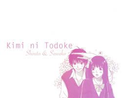 Wallpaper: Kimi ni Todoke by Virgia