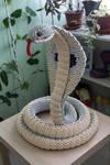 3D Origami Cobra pic 1 by Catstrosity