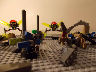 Attack of the alien invaders! Part 3 by DanteZX