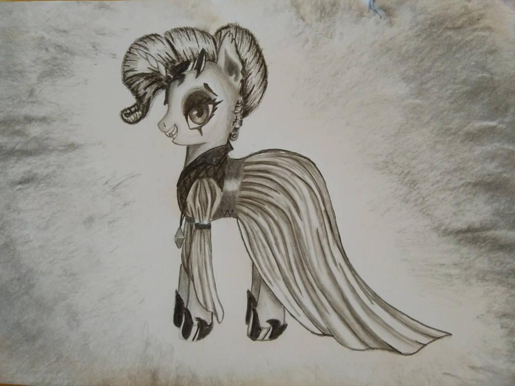 Duchess De Rariville by TurquoiseThought