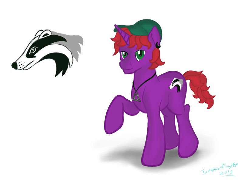 OC desing by TurquoiseThought