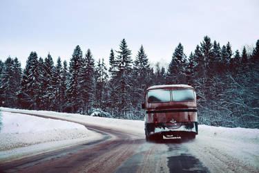 Bus by dSavin