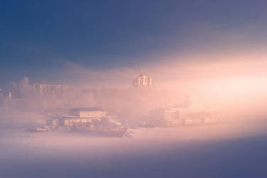 Fairytale town by dSavin