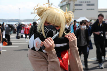 Boku no Hero Academia Himiko Toga Cosplay Anime by GmanCommand