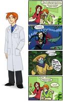 Rhys, Pathologist by omgdragonfly