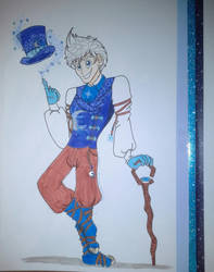 (ROTG) Formal Jack Frost 2018 by TessaLovesOzzy