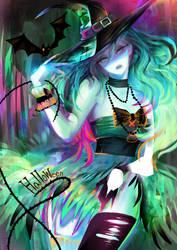 Halloween by Angju
