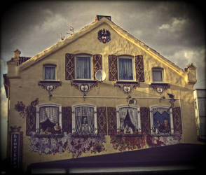 The Only One House by Valdis108