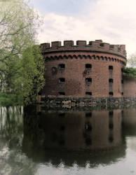 Der Wrangelturm (In Koenigsberg) by Valdis108