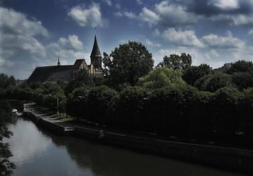 Cathedral of Koenigsberg by Valdis108