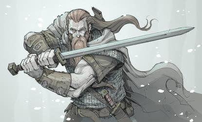 Blademaster by Max-Dunbar