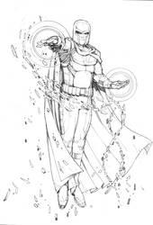 Magneto Sketch by Max-Dunbar