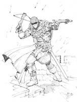 Medieval Phantom by Max-Dunbar
