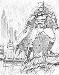 Batman by Max-Dunbar