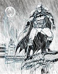 Batman Inked by Max-Dunbar