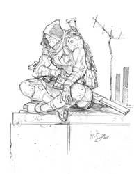 Mercenary 6 by Max-Dunbar