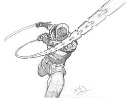 Ninja Rough by Max-Dunbar